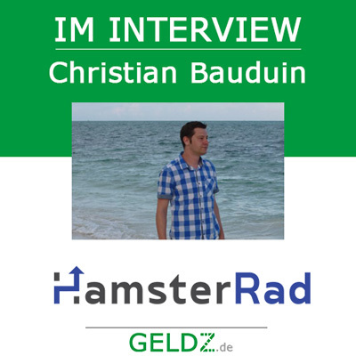 Interview mit Christian Bauduin | Hamsterradblog