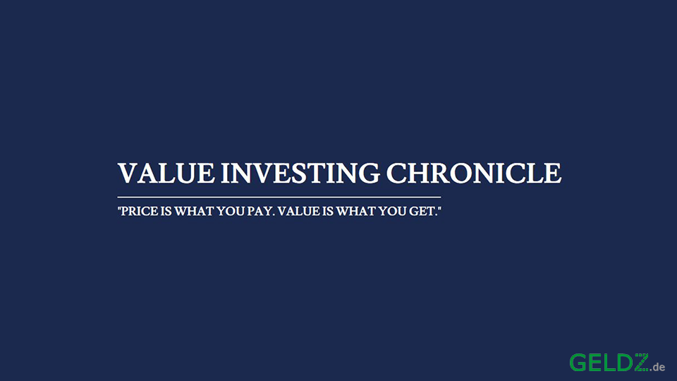 Alexander Kelm - Valueinvesting Chronicle
