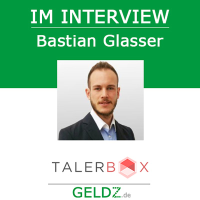 Talerbox - Bastian Glasser im Interview